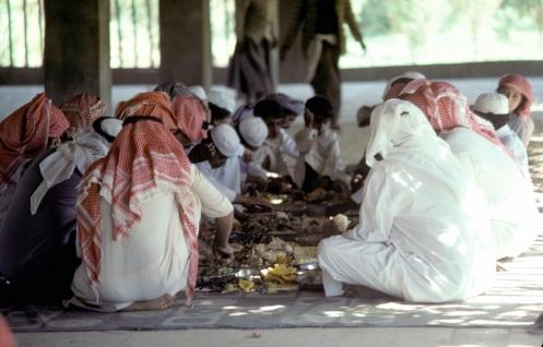 Goat Grab Najran Saudi Arabia 1978
