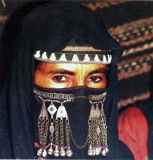 Veil Girl Najran 2 - Internet