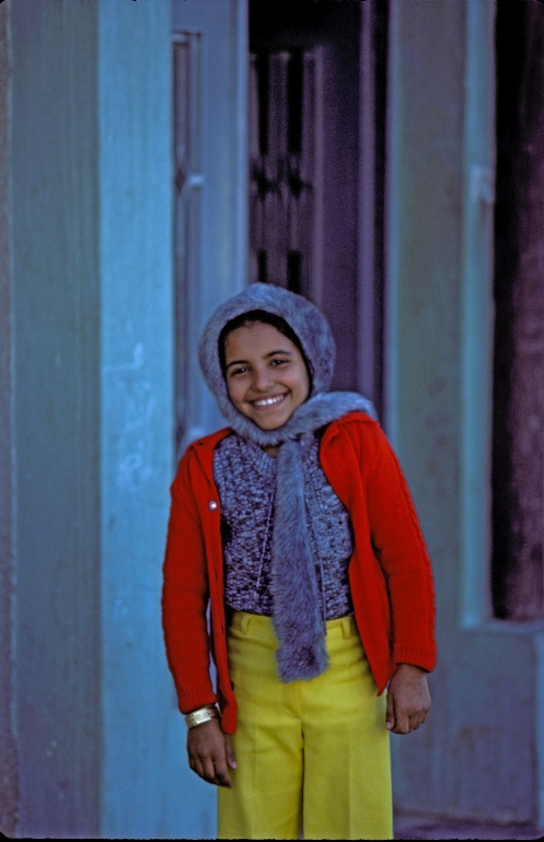 Young Girl Hagle Saudi Arabia